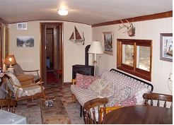 Welcome to Our Cabin! Ready for your stay when you come fish with Tilmann Outfitters